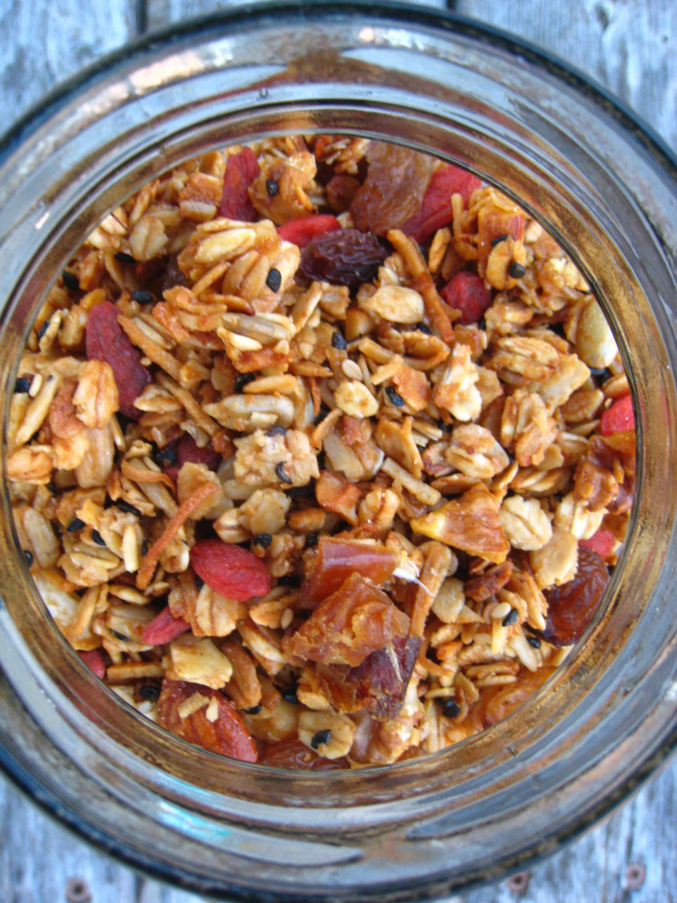 Easy & Delicious Never Fails Granola
